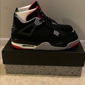 Nike Air Jordan 4 Retro 2019 in Size 10 for Men
